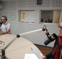 Pierre Paris, Invité de Péyi News sur Radio Péyi le 05122017